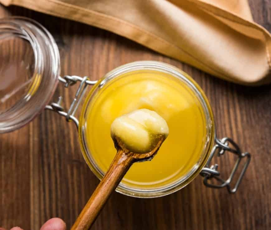 Oil and Ghee
